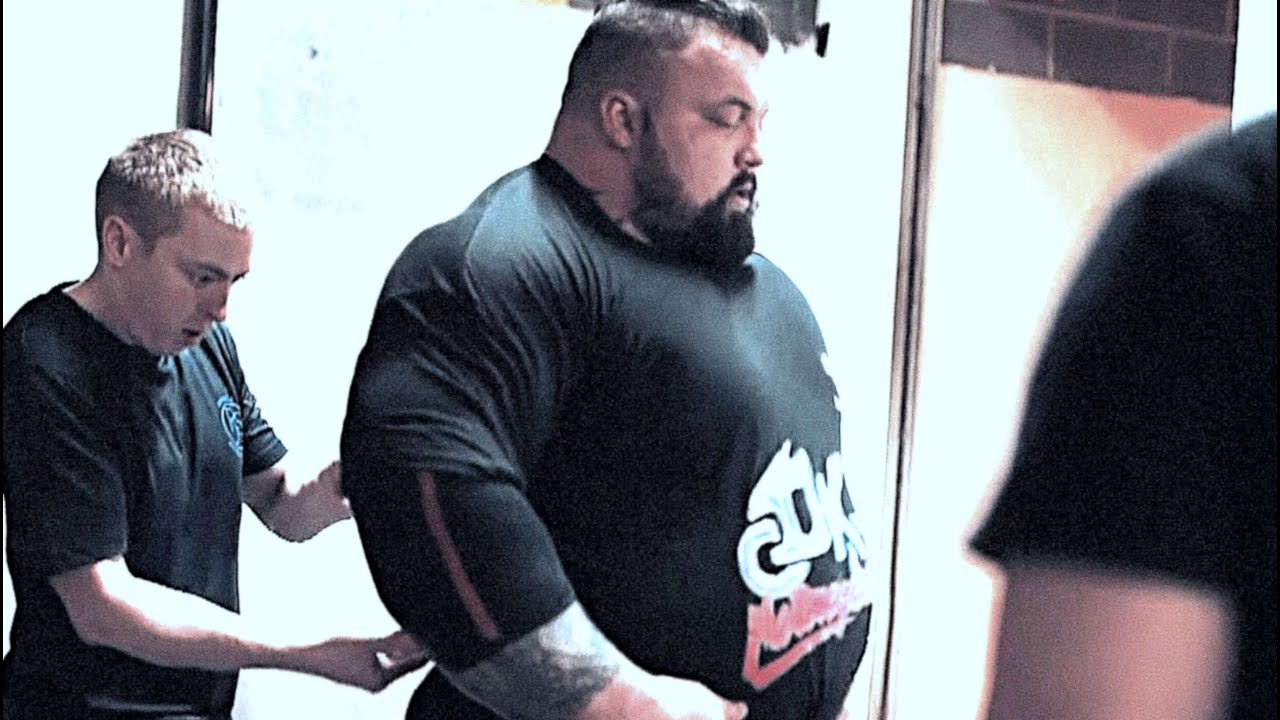 Beast's FINAL CONTEST, Strongman endures pain to win record 20x Titles