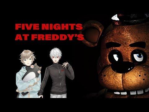 【音量注意】くろのわホラーナイト【Five Nights at Freddy's】