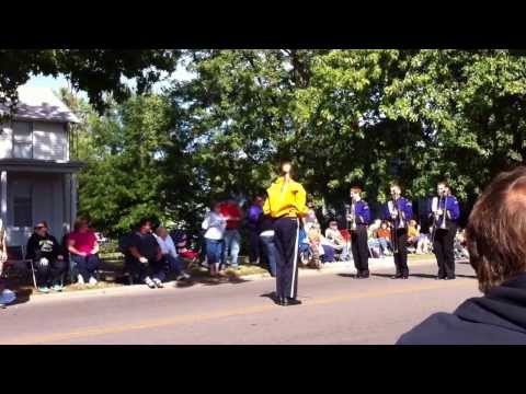 Ingersoll Middle School Marching Band