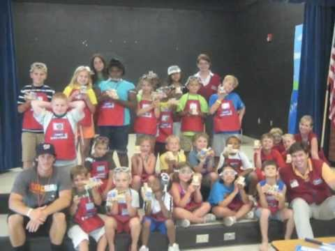 The Family Y Of North Augusta Summer Camp 2012 Youtube
