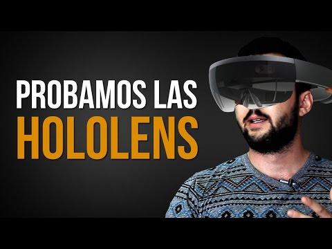 HoloLens: LAS HEMOS PROBADO!! Gafas de Realidad Aumentada de Microsoft Impresiones