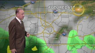 KDKA-TV Weekend Forecast (9/23)