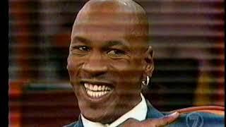 Operah Winfrey and  Michael Jordan Interview