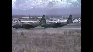 #3 landings and take offs Anchorage International Airport, 1987