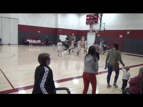 Parkhill Christian Academy Basketball At Banning Lewis Academy JV Game