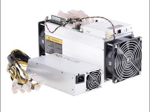 Bitcoin Antminer S9 14TH/s - Review and Setup Video