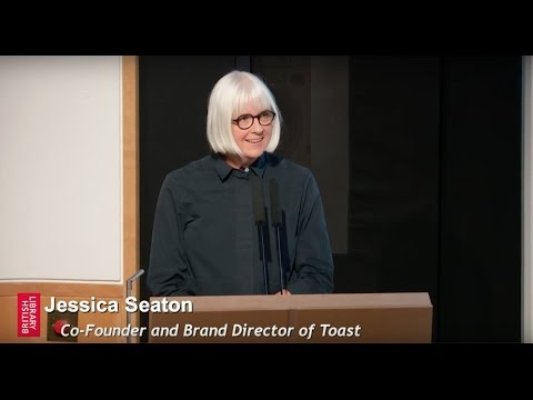 Marketing Maestros: Jessica Seaton (British Library Business & IP Centre event)