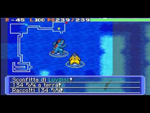 Pokemon Mystery Dungeon: Squadra Rossa (ITA) Leggendari *9* Lugia