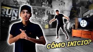 TOP ROCK   Pasos básicos de Breakdance by Enzo Alcon