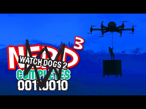 Nerd³ Completes... Watch Dogs 2 - 50 - Barge Battle