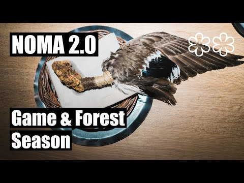 Duck & Reindeer Brain at Noma's Game & Forest Season
