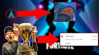 Fortnite Season 10 Time Travel? & Bugha Grew Up 20 Minutes From Me!