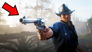 10 THINGS YOU MISSED IN Red Dead Redemption 2 Gameplay Trailer!