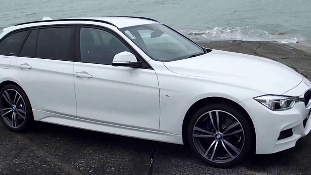 BMW 320I 2016 >> 2016 BMW 320d Touring M-Sport - YouTube