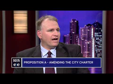 Prop A Proposes Changes To San Diego City Charter