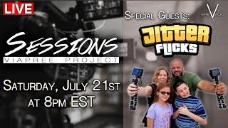 🔴SESSIONS: Jitter Flicks // Episode 8 thumbnail