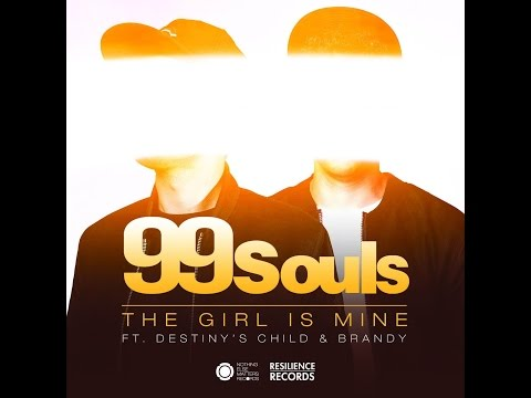 99 Souls - The Girl Is Mine feat. Destiny's Child & Brandy (Miguel Ortiz Remix)