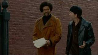 """New Clip Feat. Timothy Hutton and Mario Van Peebles in """"Multiple Sarcasms"""""""