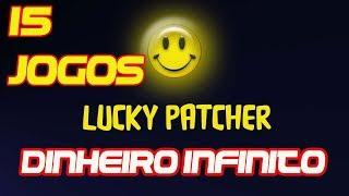 🎮🎮Confira 15 Jogos Que Podem ser Usados o Lucky Patcher || Funcionando ||🎮🎮