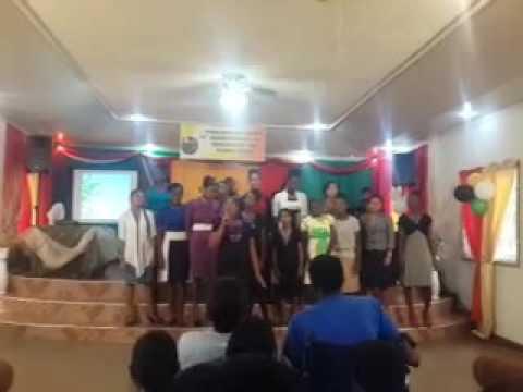 Kaneville full gospel choir.