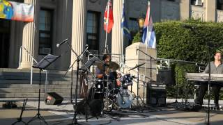 Cecil Brooks III and Cecil Brooks III band Jazz at the Plaza (Sugar) mp3