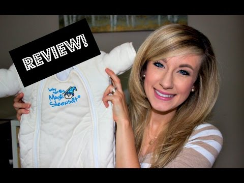 Baby Merlin's Magic Sleepsuit - Mommy Review | beautybykristy