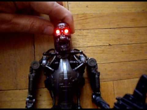 T 700 Terminator terminator t600 t700 t800 25cm - YouTube