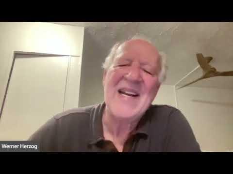 Werner Herzog über das Schreiben