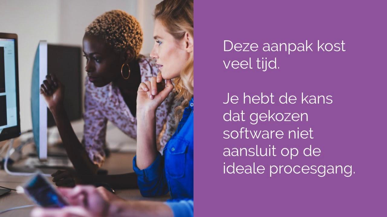 plan van aanpak implementatie software Proces of Systeem Gedreven Implementatie van Planning Software  plan van aanpak implementatie software