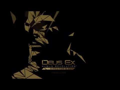 Deus Ex: Human Revolution Directors Cut - Title Menu Extended