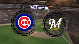 9/28/14: Rizzo, Alcantara give Cubs win over Brewers