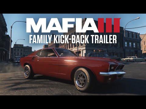 Mafia III - Family Kick Back Pack Youtube Video
