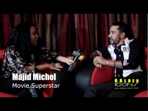 Majid Michel - Ramsey Nouah was my Icon - Golden Icons Exclusive Interview