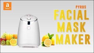 Amazon #1 PYRUS Fruit Facial Mask Maker