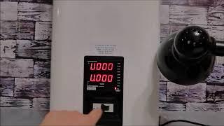 Элекс Амер DUO/ДУО v2.0 | Обзор стабилизатора напряжения для дома