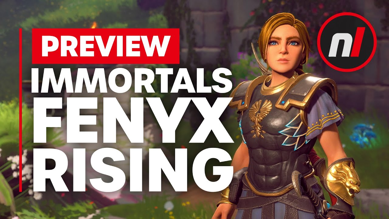 We've Played Immortals: Fenyx Rising – Is It Any Good? (YEP!) – Nintendo Life