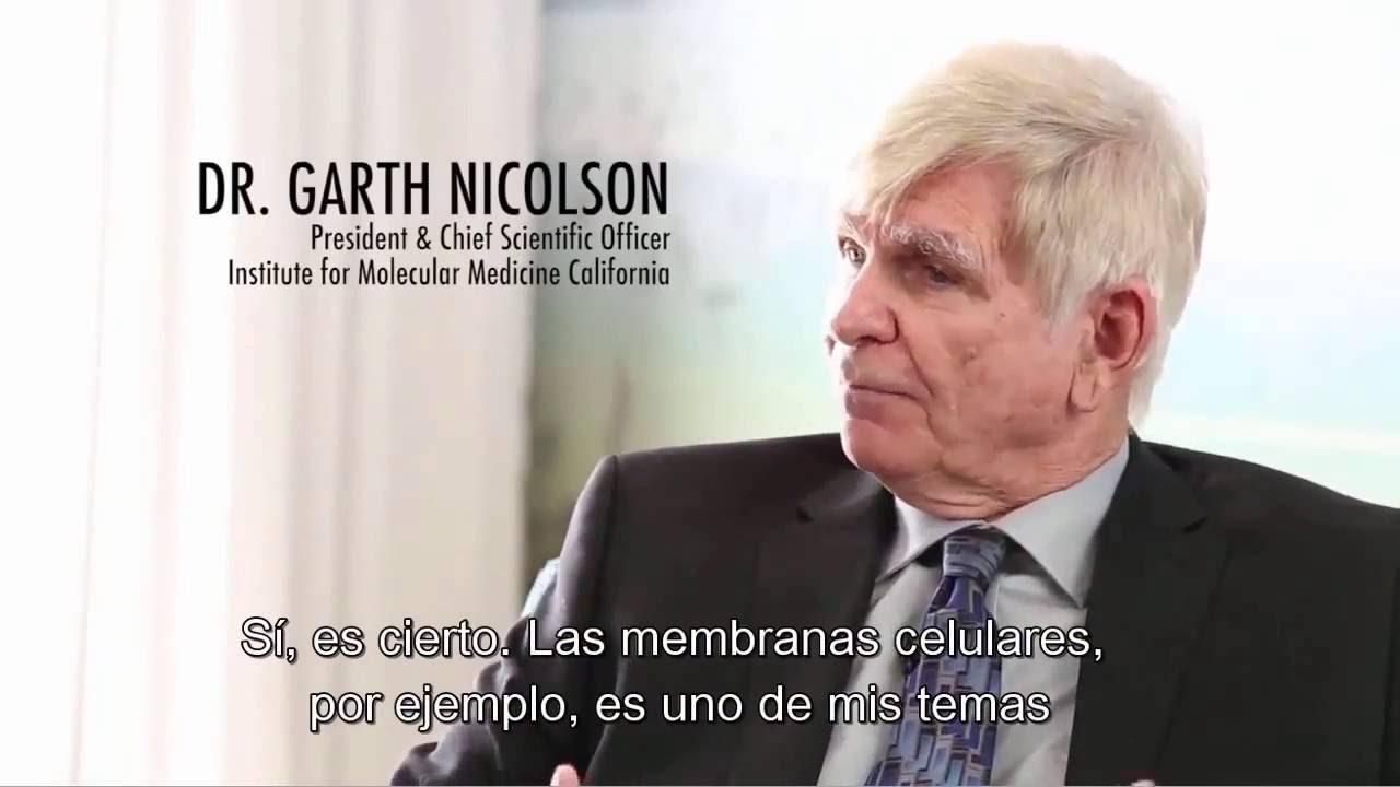 AGUA HIDROGENADA por el Dr. Nicolson