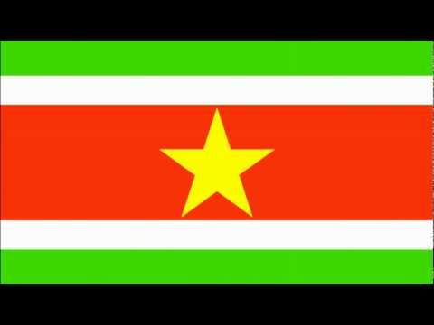 """"""" God zij met ons Suriname"""" - Suriname National anthem Vocal"""