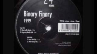 Binary Finary - 1999 (Kaycee's Radio Edit)