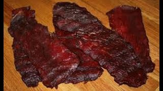 HOW TO MAKE THE WORLDS BEST BEEF JERKY!