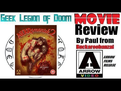 NEKROMANTIK 2 ( 1991 Monika M. ) Horror Movie Review 2017 Arrow Films Release