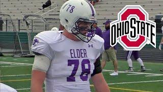 Jakob James Ultimate Highlights // 2020 Ohio State OT Commit // Cincinnati, OH Elder HS