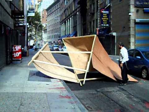 Succoth (sukkot) Tent Gone Wild Downtown Manhattan - New York & Succoth (sukkot) Tent Gone Wild Downtown Manhattan - New York - YouTube