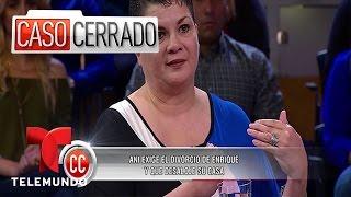 Caso Cerrado | Married Man Sold Anal Virginity 🍑🔙| Telemundo English