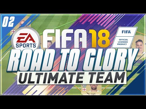 FIFA 18 Ultimate Team - RTG Ep2 - IMPROVING THE TEAM!!