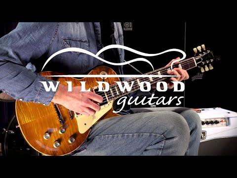 Gibson Custom Shop Wildwood Spec by Tom Murphy 1960 Les Paul Standard  •  SN: 00038