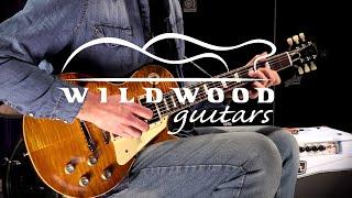 Baixar Gibson Custom Shop Wildwood Spec by Tom Murphy 1960 Les Paul Standard  •  SN: 00038