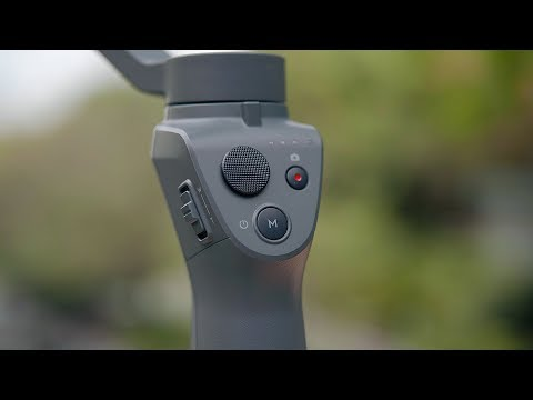 DJI OSMO Mobile 2 Hands-on Review + Cinematic gimbal tricks!