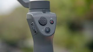 Video DJI OSMO Mobile 2 Hands-on Review + Cinematic gimbal tricks! download MP3, 3GP, MP4, WEBM, AVI, FLV Oktober 2018