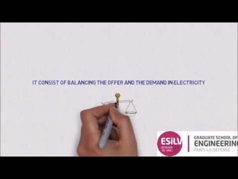 Analyse du marché de l'énergie pour l'effacement énergétique